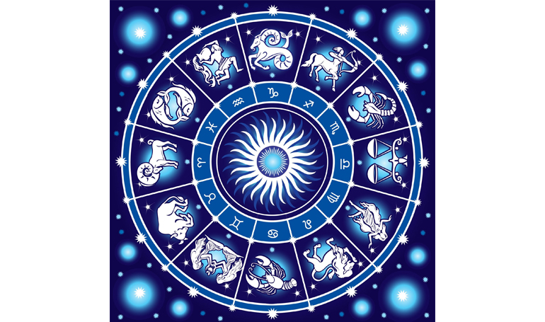 11360060 - horoscope circle